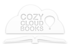 Logo for Cozy Cloud Books by Ava Lepor